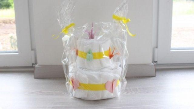 出産祝いならベルビーべべ 人気のおむつケーキやおくるみが即日発送